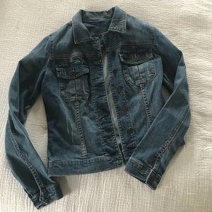Kut from the kloth, denim jean jacket.